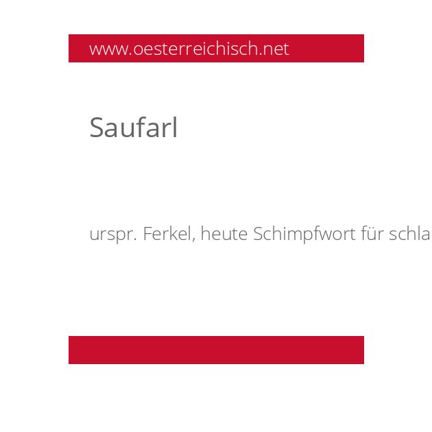 Saufarl