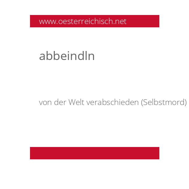 abbeindln