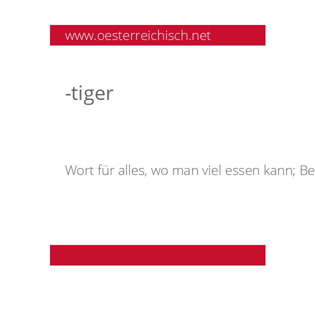 -tiger